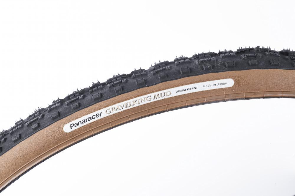 Panaracer GravelKing Mud 35mm tyre