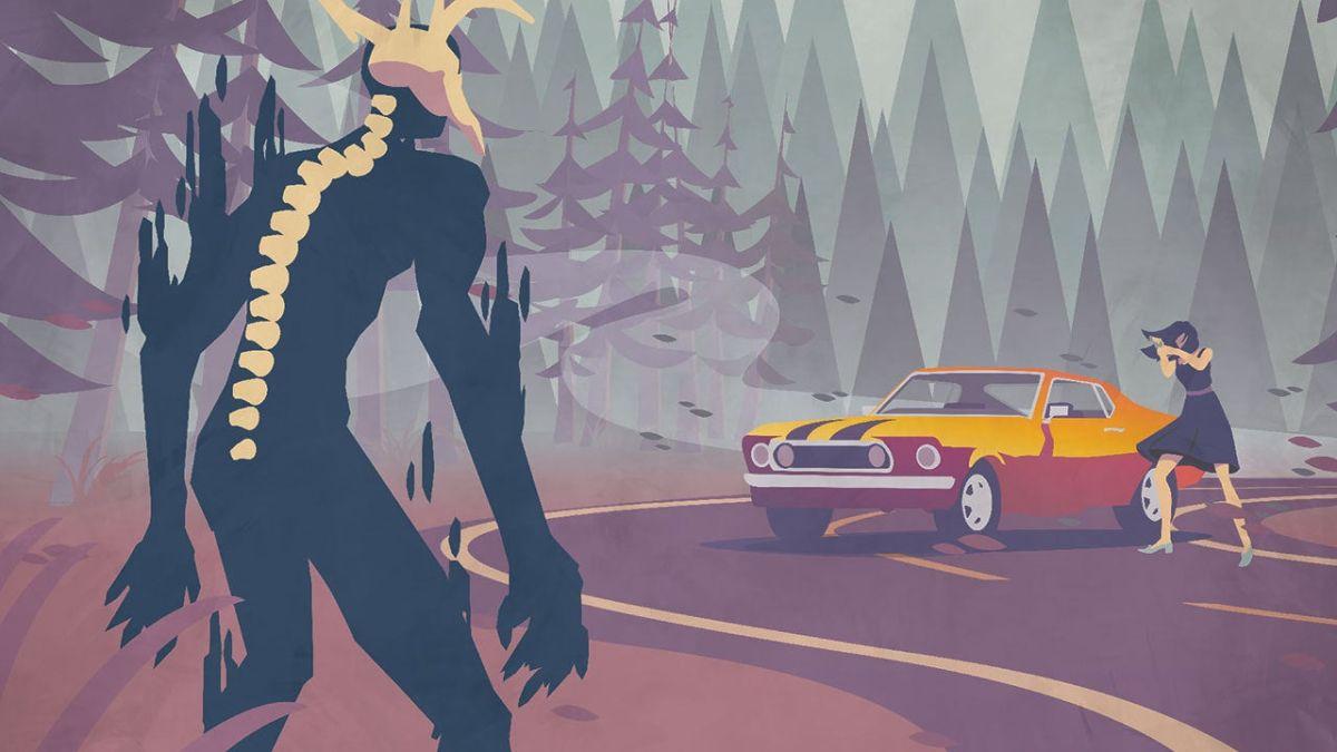 Dead Static Drive teaser is like GTA meets Lovecraft