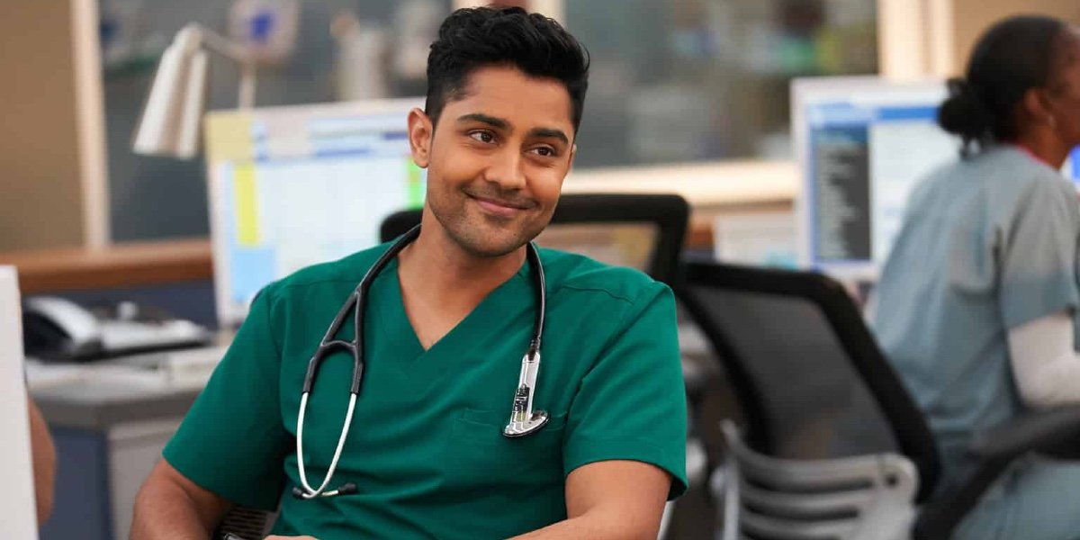 Manish Dayal on The Resident