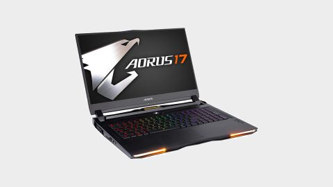 Gigabyte Aorus 17 YA gaming laptop review