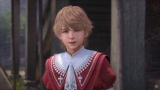 Final Fantasy 16 Joshua