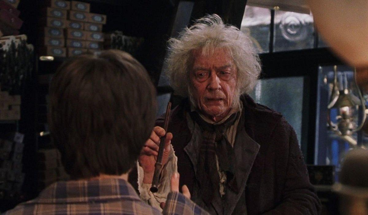Olivander Harry Potter
