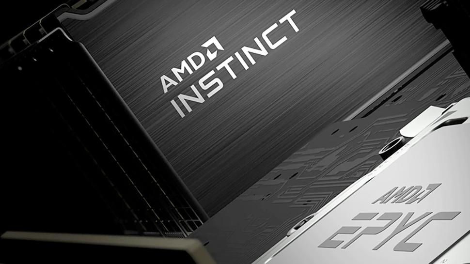 AMD Begins to Ship Instinct MI200 'Aldebaran' Compute GPUs
