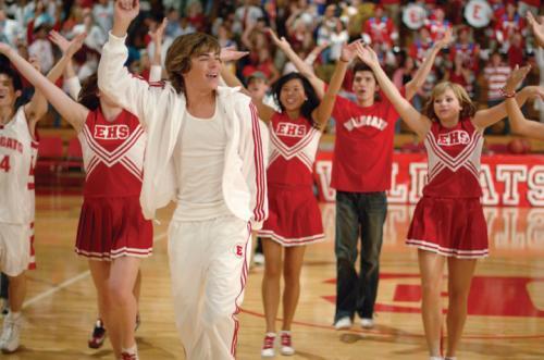 High School Musical, Zac Effron