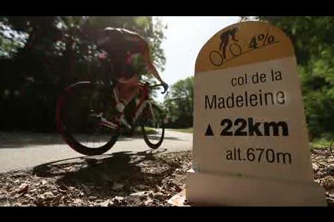 Tour de France 2012 stage 11 video still