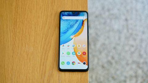 A photo of the Vivo V21 5G
