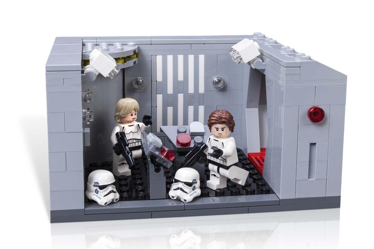Lego Reveals Exclusive 'Star Wars' Celebration Set | Space