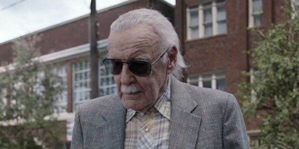 Stan Lee, aged to perfection