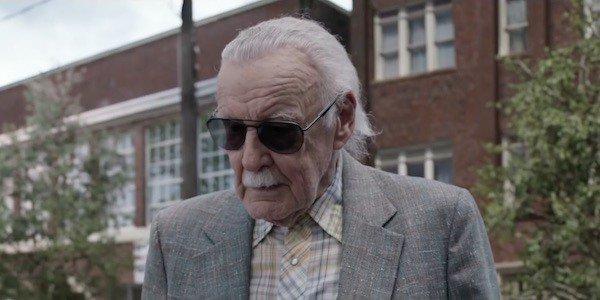 Stan Lee, menua dengan sempurna