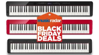 Epic deals on new Casio keyboards, digital pianos and bundles in the Pro Audio Star Black Friday sale