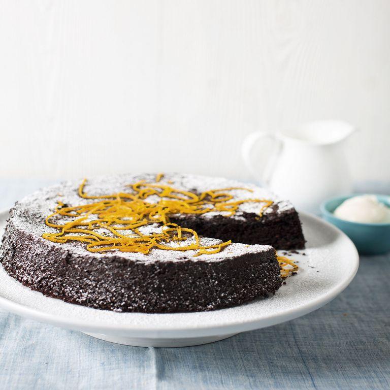 Photo of Chocolate Orange Cake