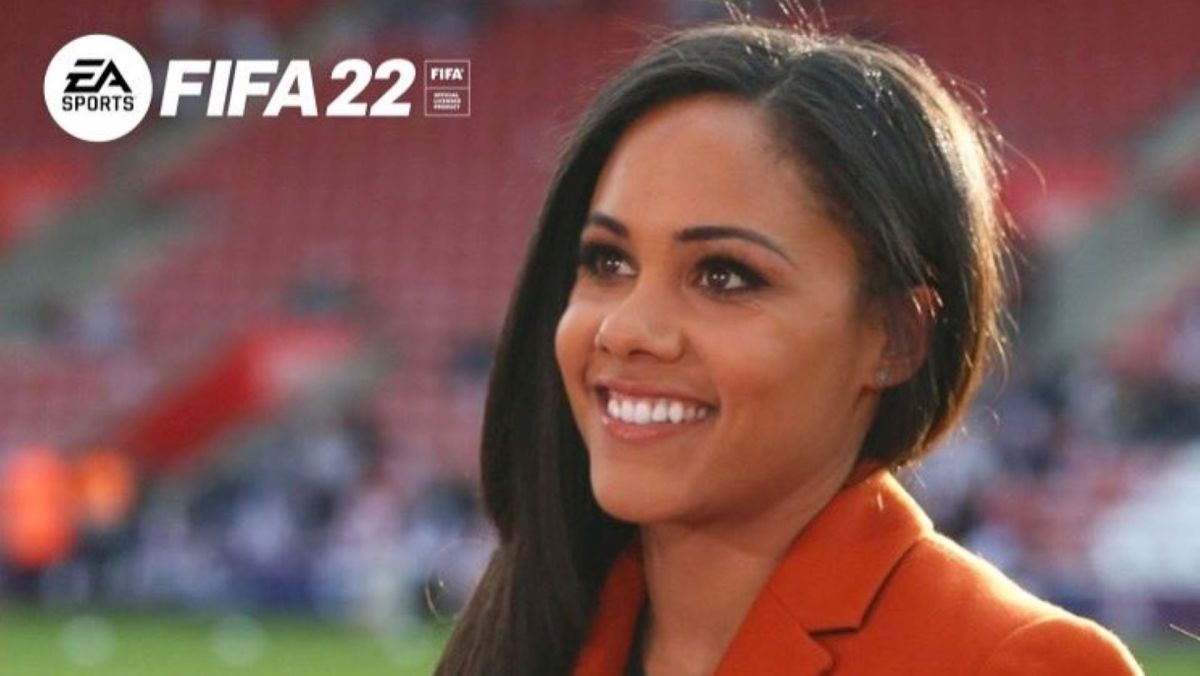 FIFA 22 provides Alex Scott because the sequence' first English-speaking feminine commentator