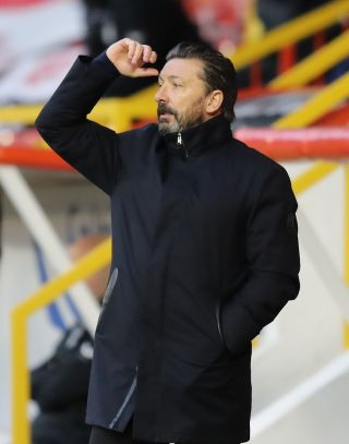Aberdeen v Rangers – Scottish Premiership – Pittodrie Stadium