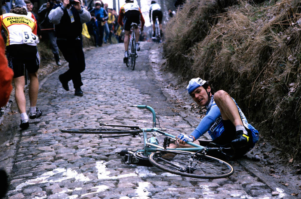 The Koppenberg and the defining cobbles f2a22fcbf