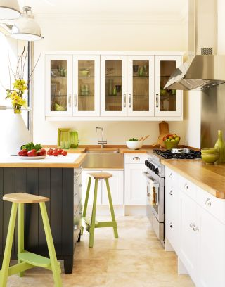 Big ideas for small kitchens | Real Homes