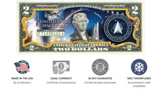 Space Force currency