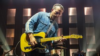 Jason Isbell performing live