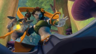 Get a free code to the Paladins closed beta on PS4 and Xbox