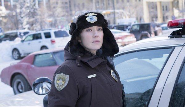 Carrie Coon in Fargo