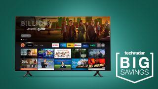 Insignia QLED Fire TV 2021