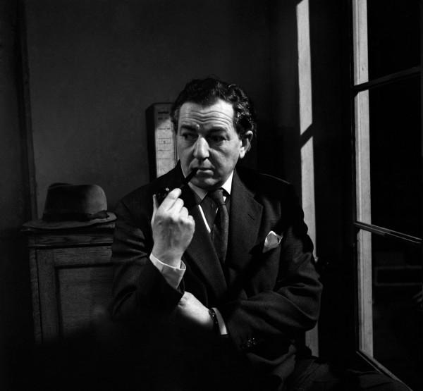 Rupert Davies as Maigret (Barratts/S&G Barratts/EMPICS)