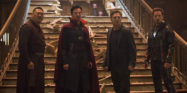 Without A Host, It Looks Like The Oscars Are Trying To Book The Avengers