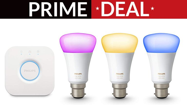 Amazon Prime Day Philips Hue deals