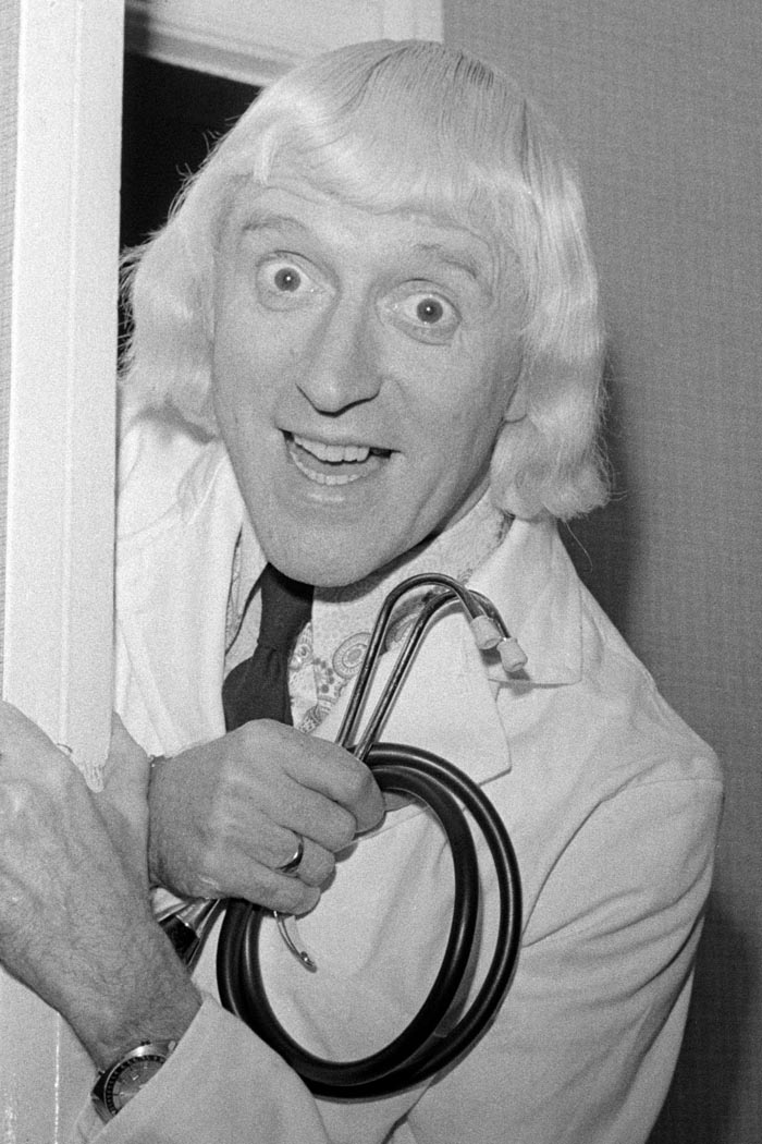 Jimmy Savile was barred from Children in Need