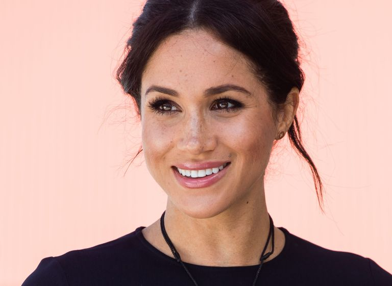 Meghan Markle Glowing Skin