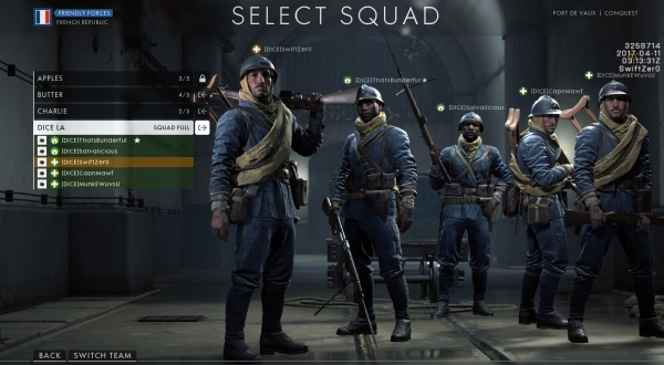 Battlefield 1 Spring Update