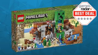 Save up to 40% on these cheap LEGO Minecraft deals