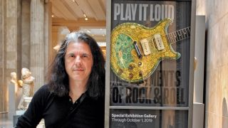 Alex Skolnick at the Met