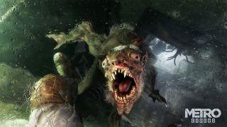 Metro Exodus creature fight
