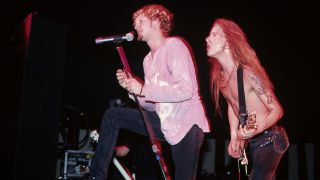 Alice In Chains live 1992