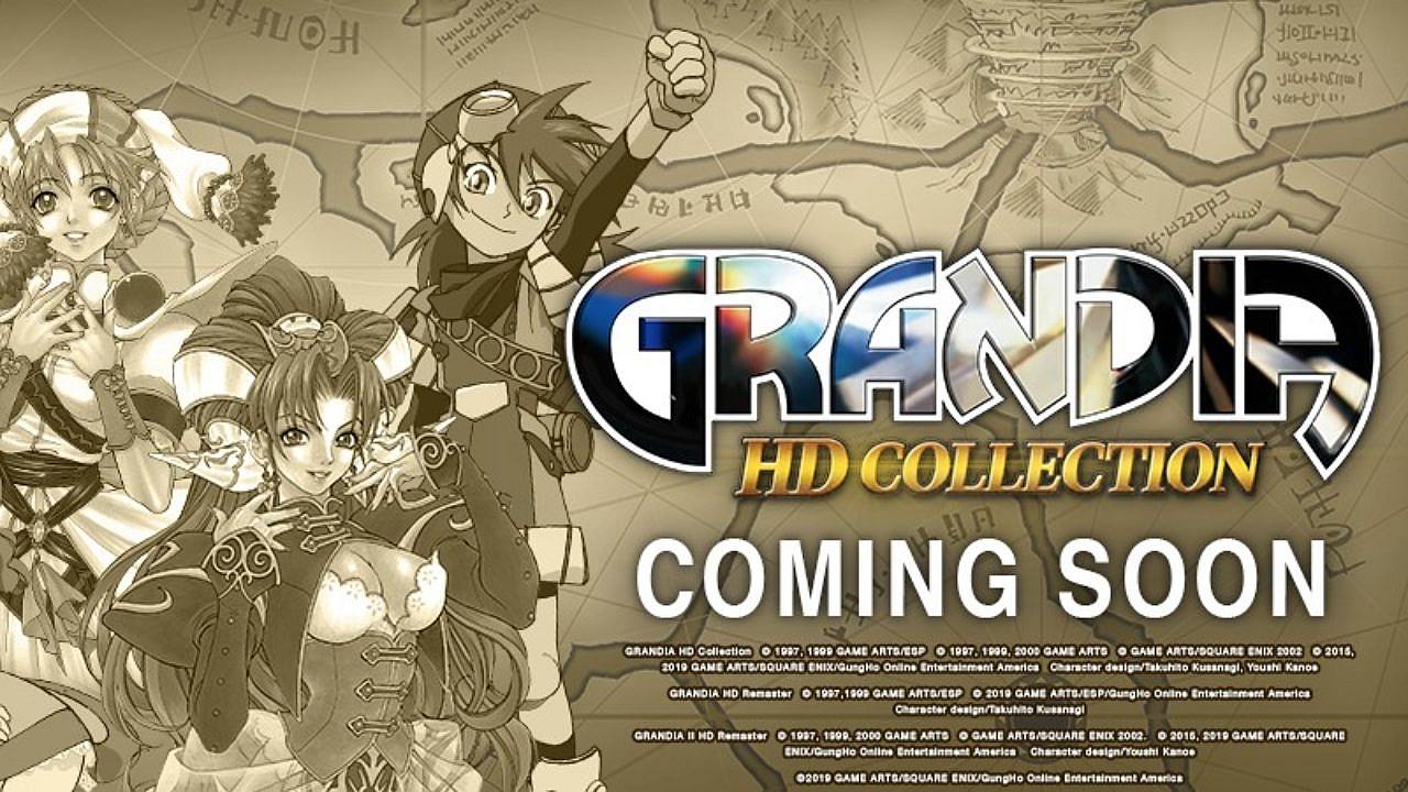 Grandia HD Collection arrives on Switch next week | GamesRadar+