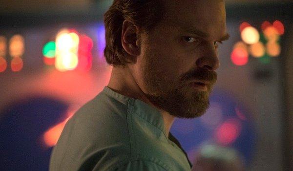 Hopper David Harbour Stranger Things Netflix