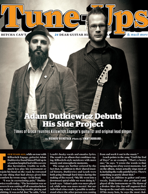 Adam Dutkiewicz Debuts His Side Project | Guitarworld