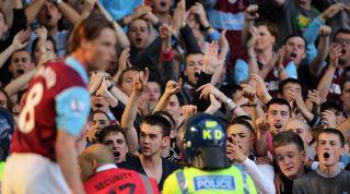Scott Parker West Ham 2010/11