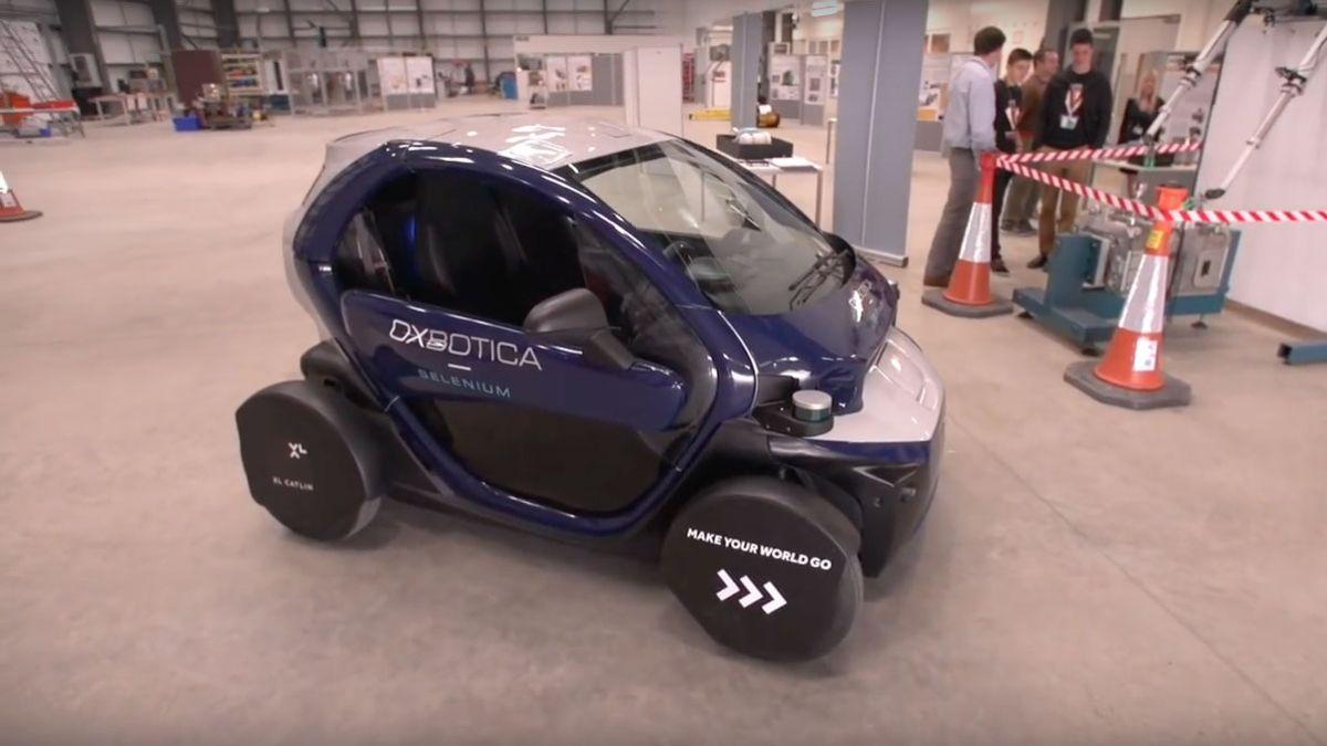 Audi San Francisco >> Self-driving cars will be on UK motorways in 2019 | TechRadar