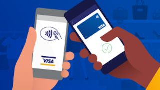 Visa Tap to Phone POS