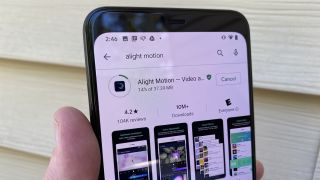 how to download alight motion