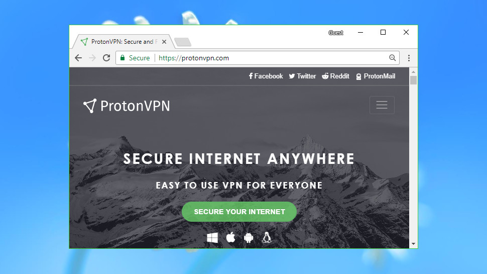 ProtonVPN Free review | TechRadar