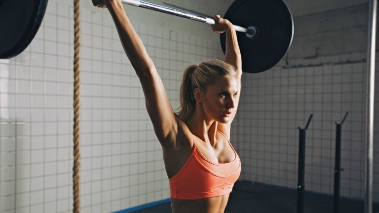 overhead press: how to