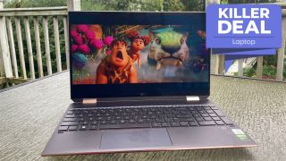HP Spectre x360 15t 2-in-1 laptop deal takes $100 off