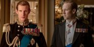 The Crown's Matt Smith And Tobias Menzies Honor Prince Philip Following His Death