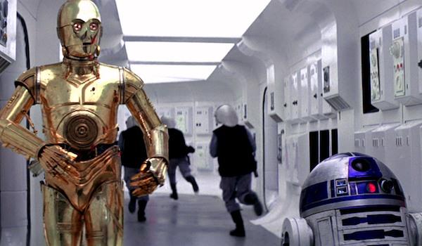 Star Wars star tours ride