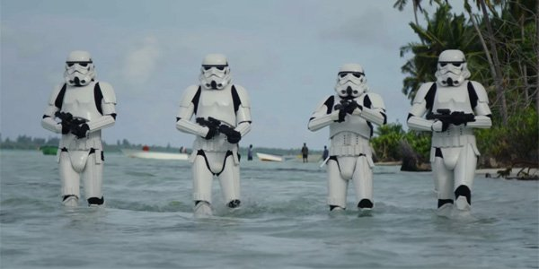 What George Lucas Thought Of Rogue One, According To Gareth Edwards