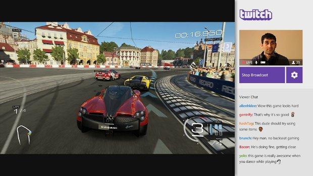 Xbox One Twitch Broadcasting Launching Alongside Titanfall #30668
