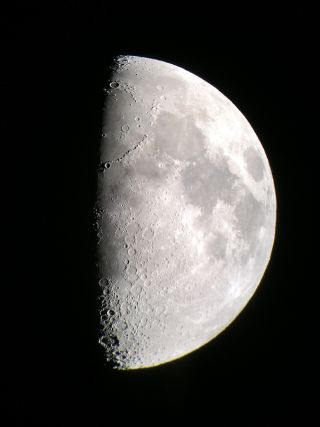 What Lunar Luck Friday The 13th Is Prime Moon Viewing Time Space