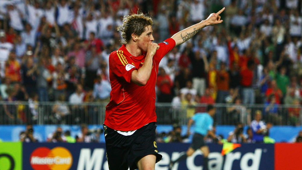 Euro 2008 success changed Spain's story - Fernando Torres ...